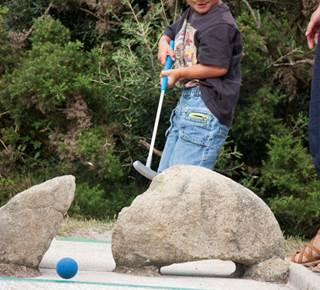 Mini-golf Parc du Fogeo