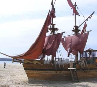 Le Bateau Pirate - Parc de Loisirs