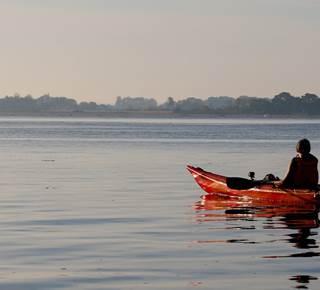 Gîte & Contre-Gîte, Sorties & Formation Kayak / Nautisme