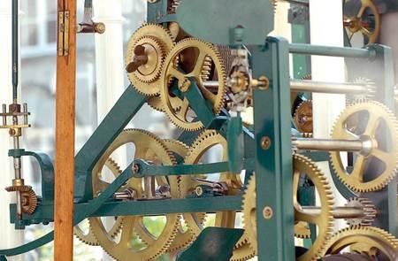 Horloge Astronomique du Frère Bernardin