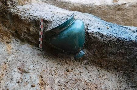 Visite guidée de l'exposition Zoom sur la nécropole romaine