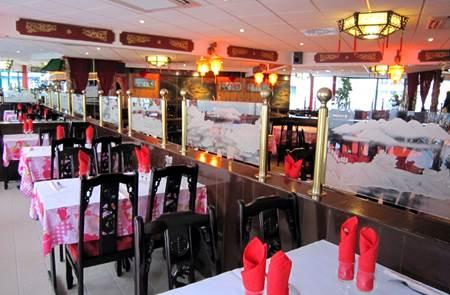 Restaurant Hong Kong