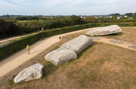 Site des Mégalithes de Locmariaquer