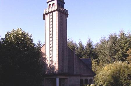Eglise Notre Dame des Tertres à Mohon