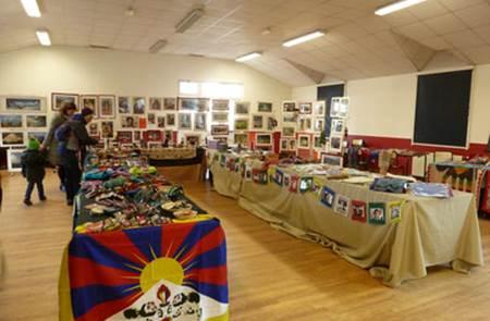 Exposition / Vente d'artisanat Tibétain et Népalais à Muzillac