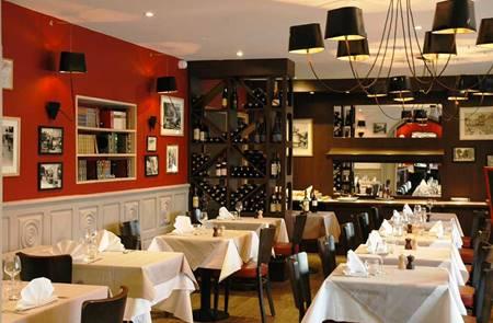 Restaurant A l'Image Sainte-Anne