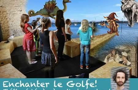 Enchanter le Golfe - Théâtre éphémère à partir des contes et légendes du Golfe du Morbihan