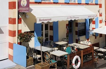Restaurant Le Petit Baigneur