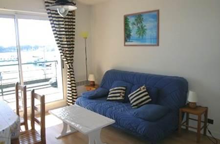 Square Habitat Etel - Appartement avec piscine - 4147
