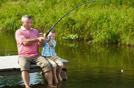 Animations pêche au Lac au Duc