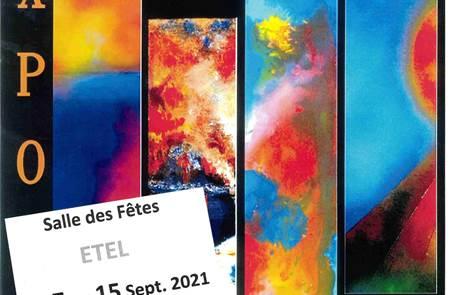Exposition d'Yves Ferrec