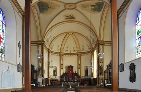 Eglise Saint-Gurval