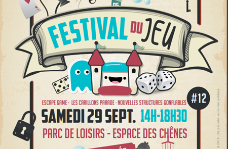 Festival du jeu - Crac'h