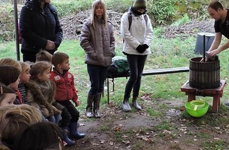 Atelier des pommes au jus - Côtes et nature
