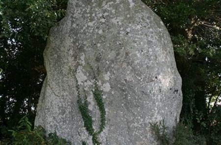 Menhir Le Bignon