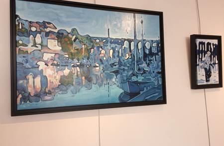 Exposition de Sylvaine Le Querrec