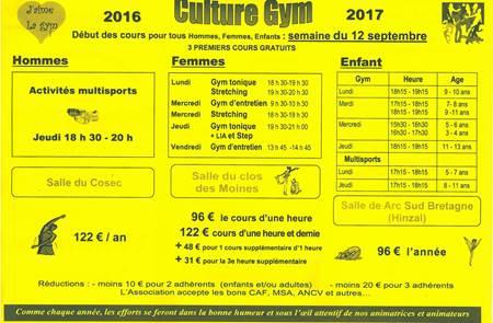 Culture Gym