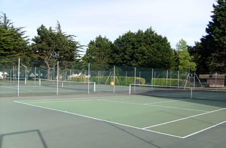 Tennis Club de St Pierre Quiberon