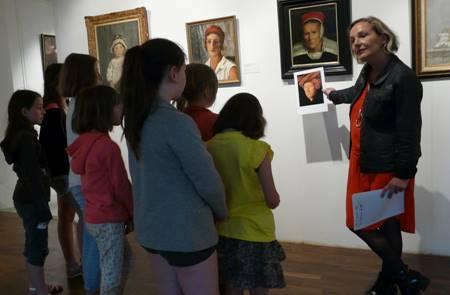 Visites commentées de l'exposition au Musée du Faouët
