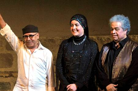 Arth Maël - concert : Fawzy Al-Aiedy