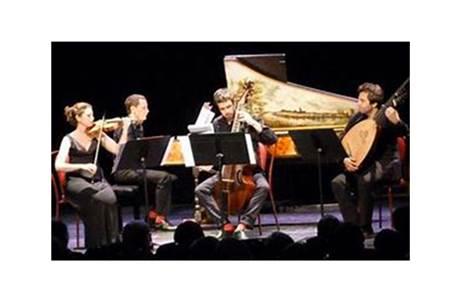 Les Escales Musicales : musique baroque d'Espagne (XVIIIème siècle)
