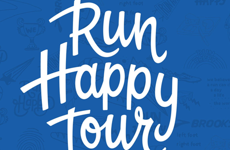 Run Happy Tour