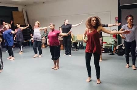 Stages de découvertes Danses africaines & percussions