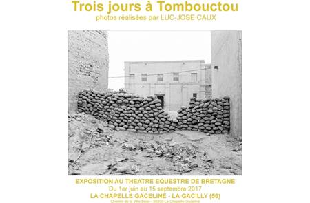 Exposition au Théâtre équestre de Bretagne