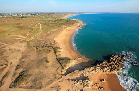 Balade nature : Du bourg à la dune