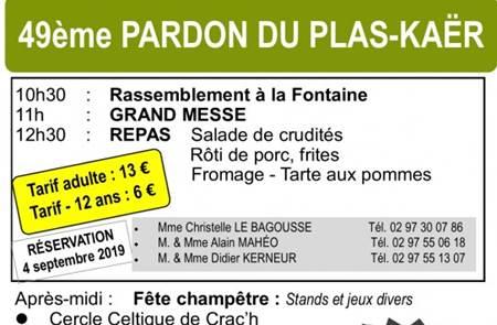 49ème Pardon du Plas-Kaër - Crac'h