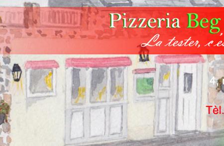 Pizzéria Beg en Havr