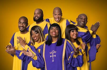 Concert - The Glory Gospel Singers de New York