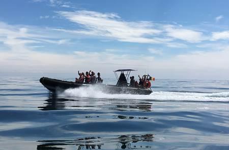Sorties en mer  Escapade Marine