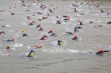 Triathlon Damgan Ambon / Pays de Muzillac