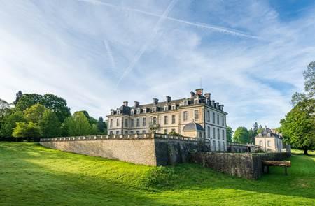 Domaine de Kerguéhennec (château)