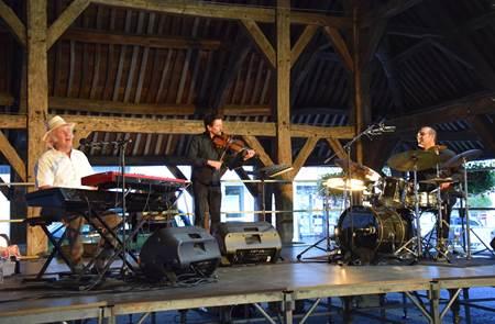 Les jeudis du kiosque - Concert avec François Leroux Trio