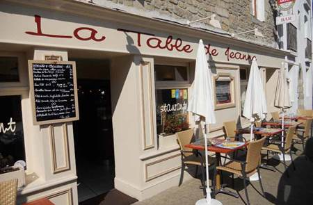 Restaurant La Table de Jeanne