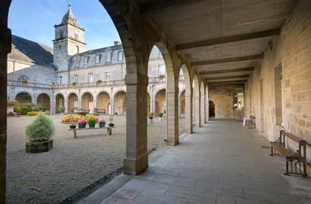 Abbaye Spiritaine Notre-Dame de Langonnet