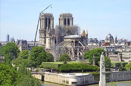 Conférence - Notre Dame de Paris après l'incendie