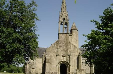 Chapelle Saint-Nicolas à Priziac