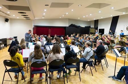 Concert de l'Orchestre d'Harmonie de Mayenne