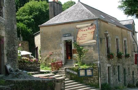 Bar Café-Concert Le Café de La Pente