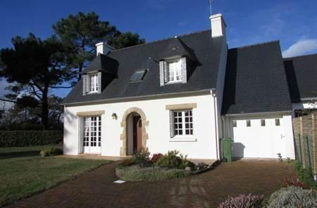 Erdeven - maison 5 pièces - 90 m² - quartier calme